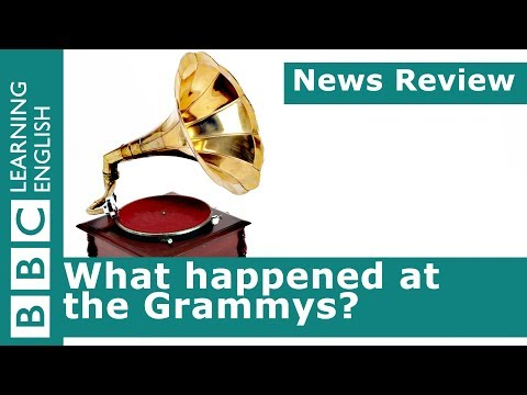 What happened at the Grammys?