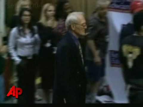 Stars Honor Paul Newman