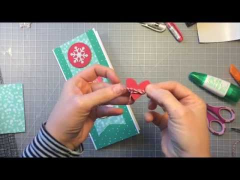 Mini Strips Backer Die (Valentine's Day Card) from YouTube · Duration:  4 minutes 59 seconds