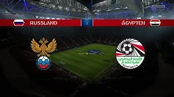 FIFA WM 2018 Prognose: Russland - Ägypten (Gruppe A)