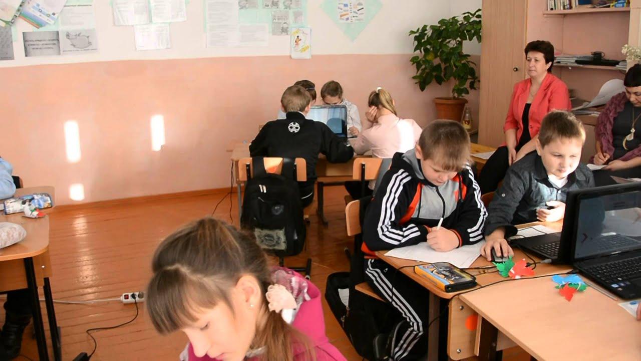 Открытый урок в 5 классе Русский язык ФГОС - YouTube