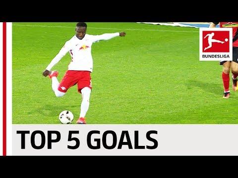 Naby Keita - Top 5 Goals - 2016/17 Season