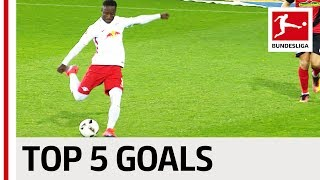 Naby Keita - Top 5 Goals - 2016/17 Season