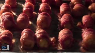 Entv - Eagle Eats: Cheesy Bacon Tater Tots