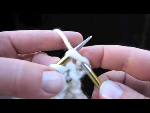 KNITFreedom - How To Knit Mock Cables