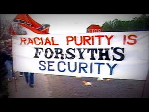 Forsyth County Racism in 1987 (Cumming, GA)