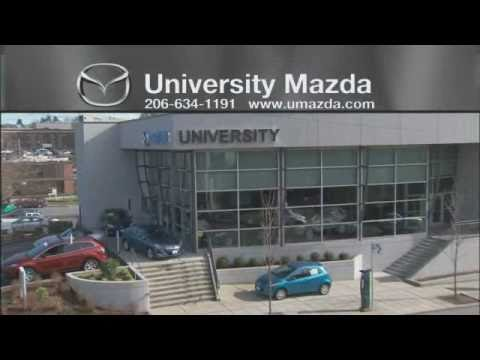 University Mazda - YouTube