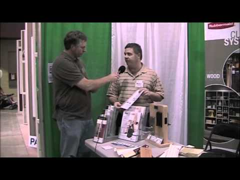 Interview with Builders Hardware at the 2011 HBA Show