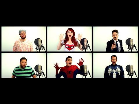 SPIDERMAN THEME ACAPELLA! ft Lisa Foiles