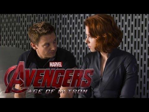 Joss Whedon Talks Black Widow & Hawkeye In 'Avengers 2'