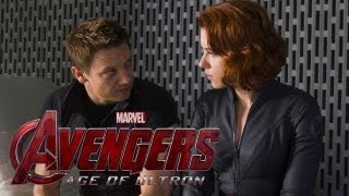 Joss Whedon Talks Black Widow & Hawkeye In