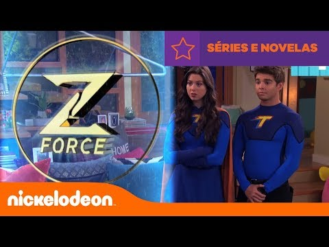 The Thundermans  Max vs Phoebe  Brasil  Nickelodeon em Português