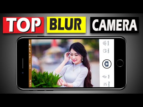 Top Blur Camera App For Android |Portrait Mode On Any Smartphone