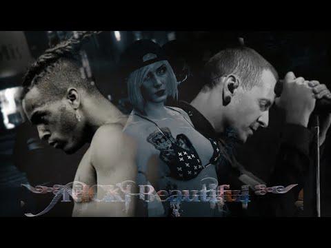 XXXTentacion & Linkin Park - Somewhere Numb