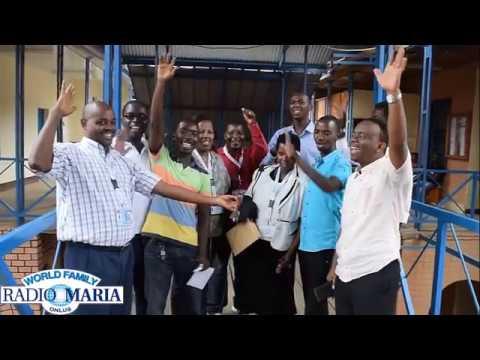 Radio Maria Burundi entretient avec le directeur