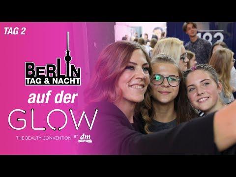 Auf der GLOW mit 'Berlin - Tag & Nacht' | Tag 2