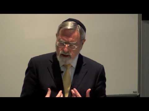 Not in God's Name – Rabbi Jonathan Sacks: Templeton Prize Lecture at St Andrews