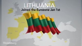 Lithuania's Gain Is Germany's Loss at the ECB