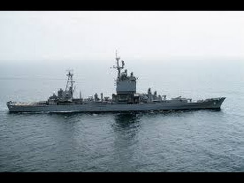 USS Long Beach CGN-9