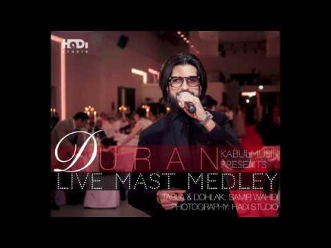 Duran  Live Mast Medley