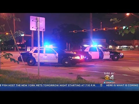 Deadly Hit And Run In Davie