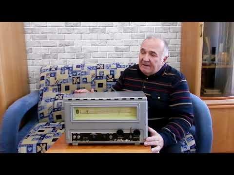 Мечта радиолюбителей 60 - 70 годов, радиоприемник Казахстан.