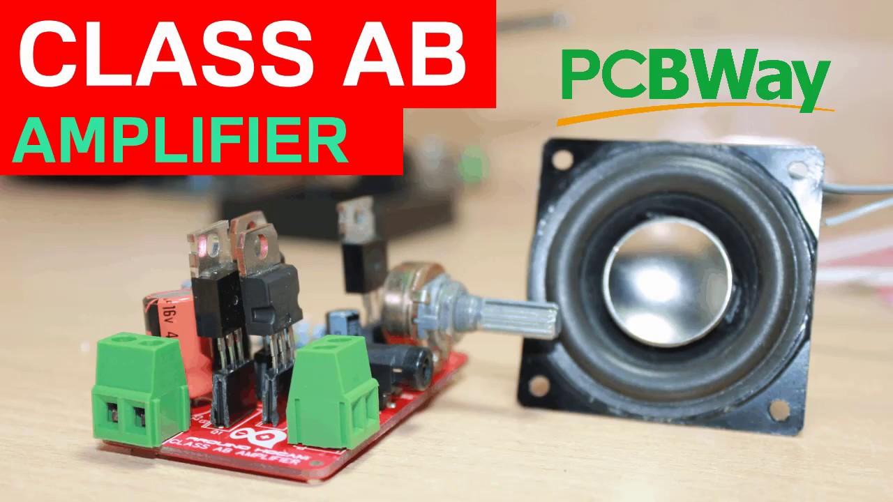 Class AB AMPLIFIER: 5 Steps