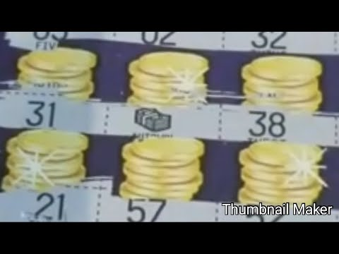 $60 IN BRAND NEW MD LOTTERY GOLD RUSH TICKETS FOR A PROFIT!