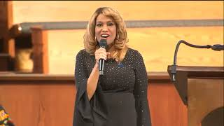 Jennifer Holliday Sings Only What You Do For Christ.. at Rep John Lewis Funeral