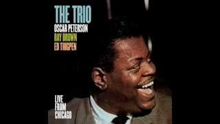 Oscar Peterson Trio - Sometimes I