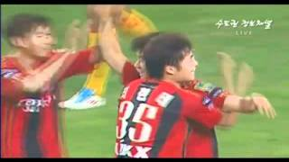 [2011 K-League Round 19] Seoul vs Gwangju - Goal