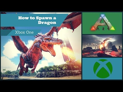 Ark Survival Evolved: How to Summon a Dragon on Xbox One