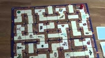Regeln - Das Verrückte Labyrinth von Ravensburger - Spielanleitung