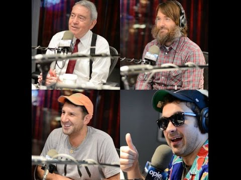 Opie & Jim Norton - Mark Normand, Dan Rather, Will Forte (10-30-2015)