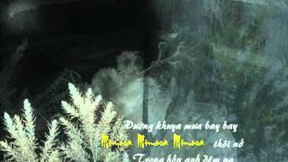 Mimosa Thôi Nở 1959 - thơ Nhất Tuấn, nhạc Đan Thọ, ca sĩ Duy Quang