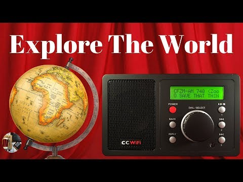 Project Expedition: C.Crane's CCWifi Internet Radio Review