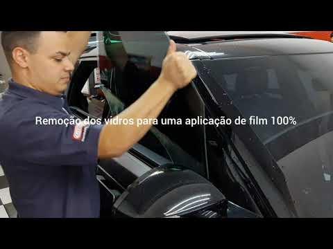 Range Rover Velar Película De Proteção De Pintura , Film Garware  Nos Vidros