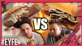 Mc Rib - Aber in geil! - Der 8-Stunden-Burger 🍔🍴🚀 Copy&Taste #1