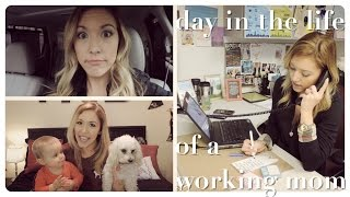day in the life | working mom | collab with love meg