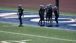 (Wk 3) Fillmore Raiders vs 101 Rams (9-14-2019) GCYFL Bantams National Conference