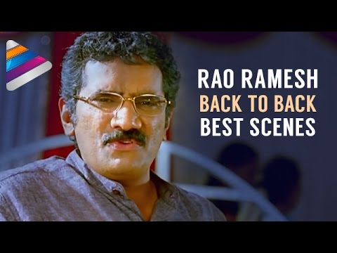 Rao Ramesh Back 2 Back Best Scenes | SVSC Movie | Kotha Bangaru Lokam Movie | Mahesh Babu