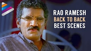 Rao Ramesh Back 2 Back Best Scenes | SVSC Movie...