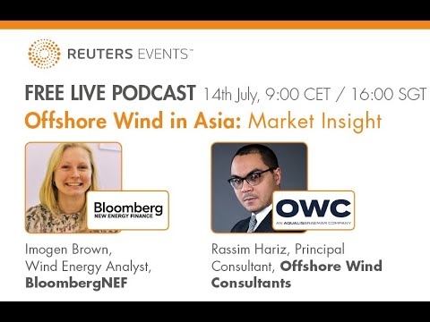 Offshore Wind in Asia-Pacific: Market Update