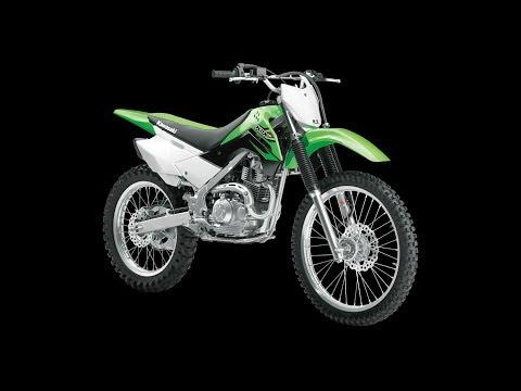 The KLX140G Thread Adventure Rider