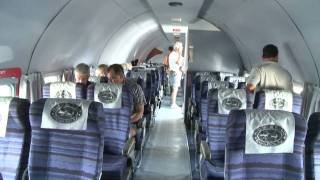 FLY IN A VINTAGE AIRLINER - DC7