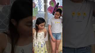 Leanne and Olivia sing Titanium Sia