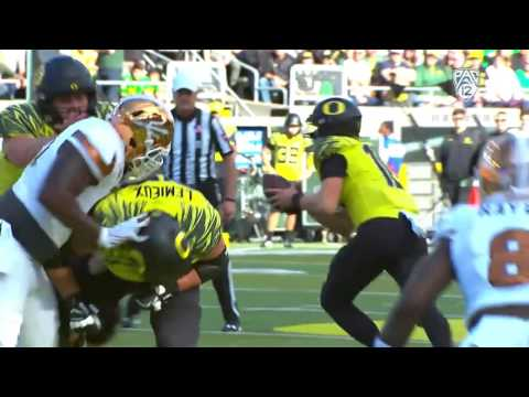 BELIEVER: 2017 Oregon Ducks Football Hype Video- FLOCK OF DUCKS