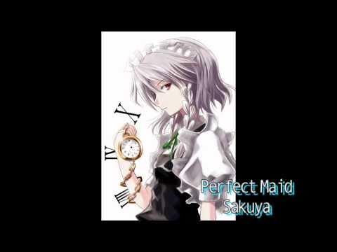 Touhou Remix Project: Perfect Maid - Sakuya [Flowering Night]