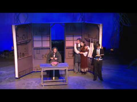"""WHS """"Into the Woods"""" Musical, Final Show_3-5-17"""