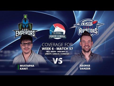 Replay: GPL Week 6 - Eurasia Heads-Up - Mustapha Kanit vs. George Danzer - W6M57